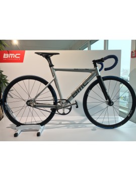 BMC Trackmachine TR02 Dura Ace Blau